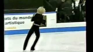 Евгений Плющенко - ЧМ 2001 Ванкувер
