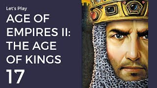 Let's Play Age of Empires II: The Age of Kings #17 | Saladin 4: The Siege of Jerusalem