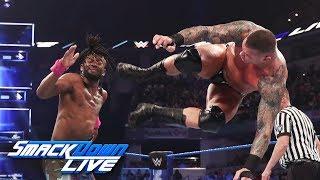 Kofi Kingston vs. Randy Orton - Gauntlet Match Part 5: SmackDown LIVE, March 19, 2019