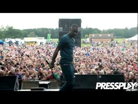 Wiley - Heatwave Live Performance @itspressplayent [@EskiDance]