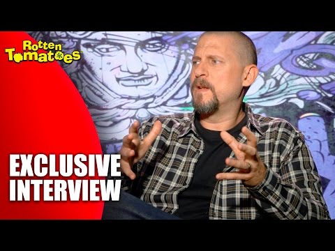 'Suicide Squad' with David Ayer - Exclusive Interview (2016) Mp3