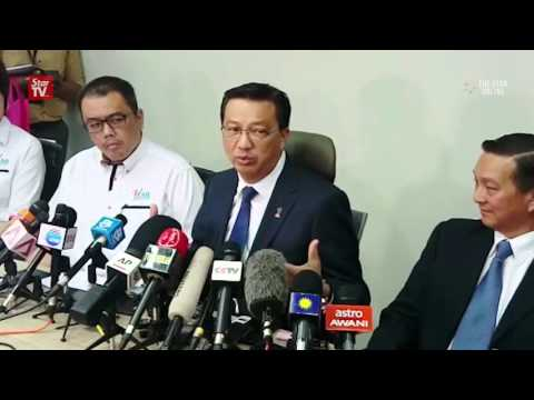 Liow: Underwater search for MH370 to continue