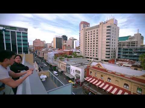 Study Adelaide Showcase: UniLodge @ Metro Adelaide