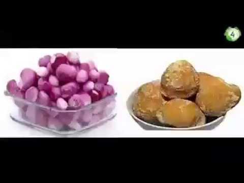 Small onion benefits