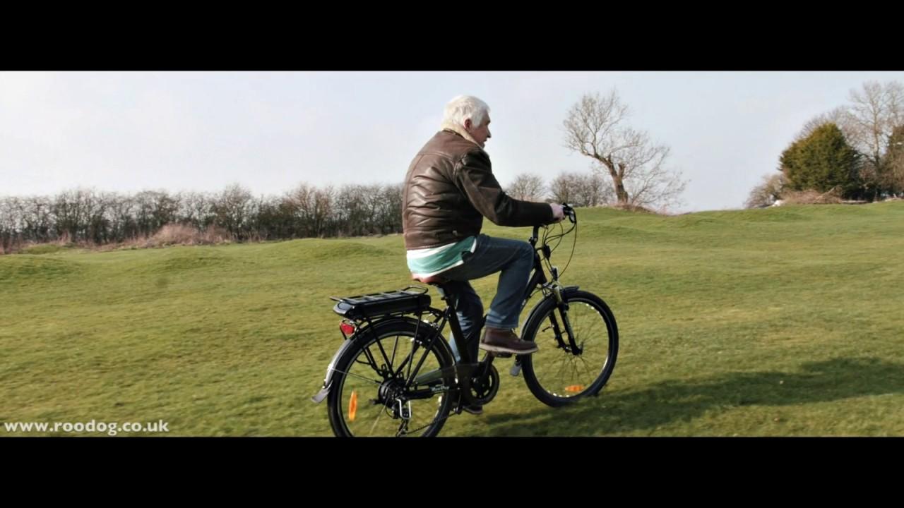 50dc16123d0 ROODOG EBIKES PROMO VIDEO. RooDog Ltd E-bikes