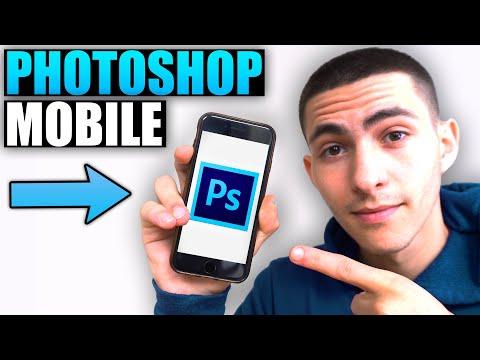 Photoshop On Smartphone 2020 FREE Adobe Photoshop Mobile Version