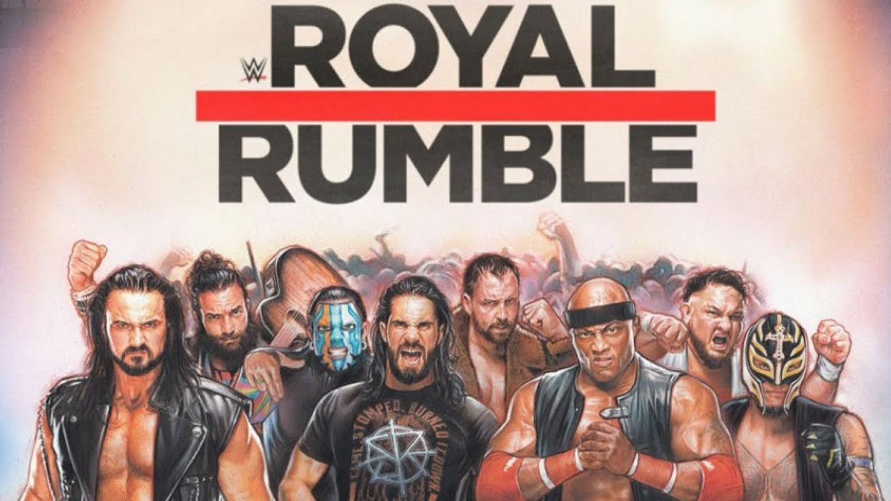 Royal Rumble 2020 Teilnehmer