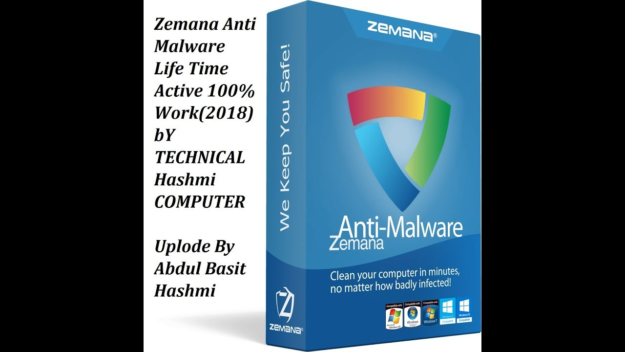 Zemana AntiMalware Premium 2.73.2.2 + License Key(2018 ...