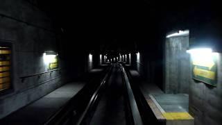 Métro de Montréal - Henri-Bourassa @ Cartier - Voie 4 (ligne 2 orange)