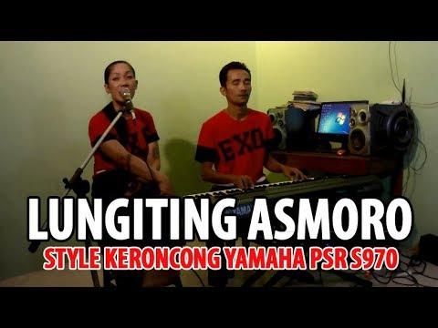 Keroncong Lungiting Asmoro Style Yamaha PSR S970