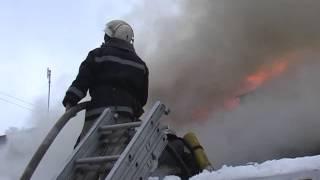 Пожар в Чернигове. Магнолия-ТВ.(Оставайтесь в курсе последних новостей! Подписывайтесь на официальный канал