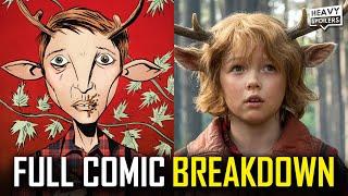 SWEET TOOTH Full Comic Book Storyline Explained | Ending Breakdown, Review & Season 2 Theories
