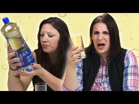 American People Try Irish Water