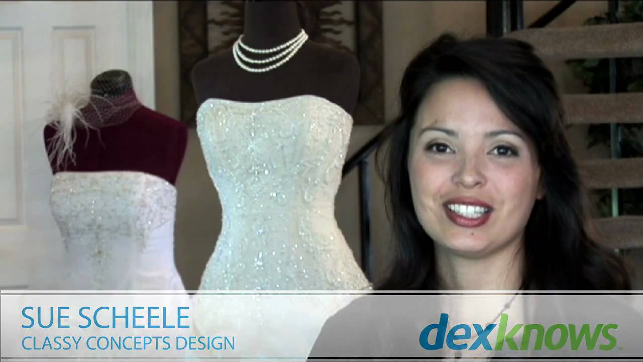 Don\'t Panic: How to Spot-Clean Your Dress - YouTube
