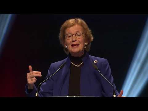 I Talk About Climate Justice - Mary Robinson