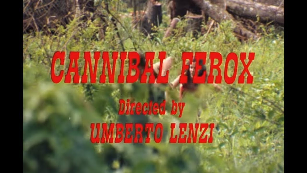 Cannibal ferox 2 (massacre in dinosaur valley) (nudo e selvaggio.