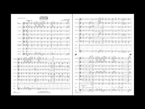 Chorale from Jupiter by Gustav Holst/arr. Paul Murtha