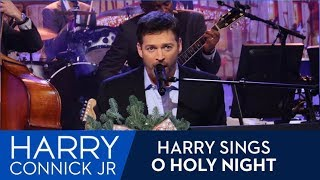 """Harry Connick Jr performs """"O Holy Night"""""""