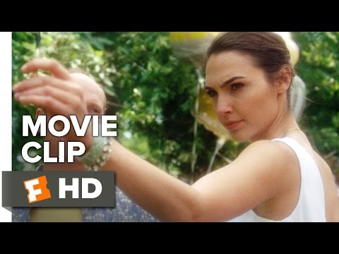 Keeping Up with the Joneses Movie CLIP - Neighborhood Champ (2016) - Gal Gadot Movie