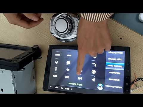 Как привязать кнопки управления и руля на штатную андроид магнитолу Junsun