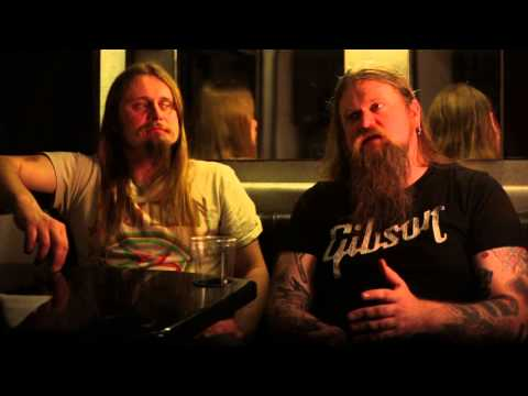 Ivar Bjørnson and Grutle Kjellson of Enslaved on the value of extreme metal - Metal Evolution