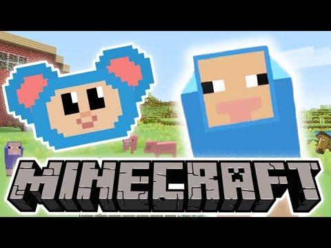 Eep and the Lost Sheep and More | Superhero Mouse Braves Dungeon | Mother Goose Club Minecraft