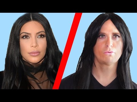 If Guys Said What Kim Kardashian Says