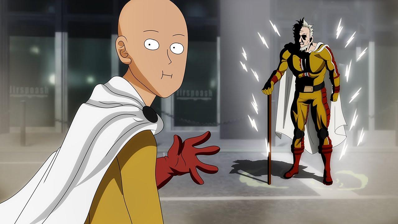 Saitama vs Blast! O Herói MAIS PODEROSO e o Monstro de ...