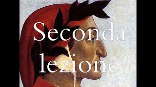 Prof  R  Pinto, Le Rime di Dante, seconda lezione