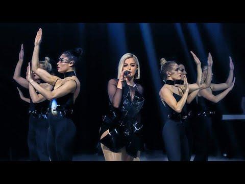 Bebe Rexha - Last Hurrah (Live At Jonathan Ross Show)