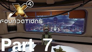 TELADI TRADE GUILD CONTRACT | X4: Foundations | Gameplay PC | Part 7