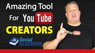 Learn the Value of Your YouTube Channel & Content - Social Blue Book