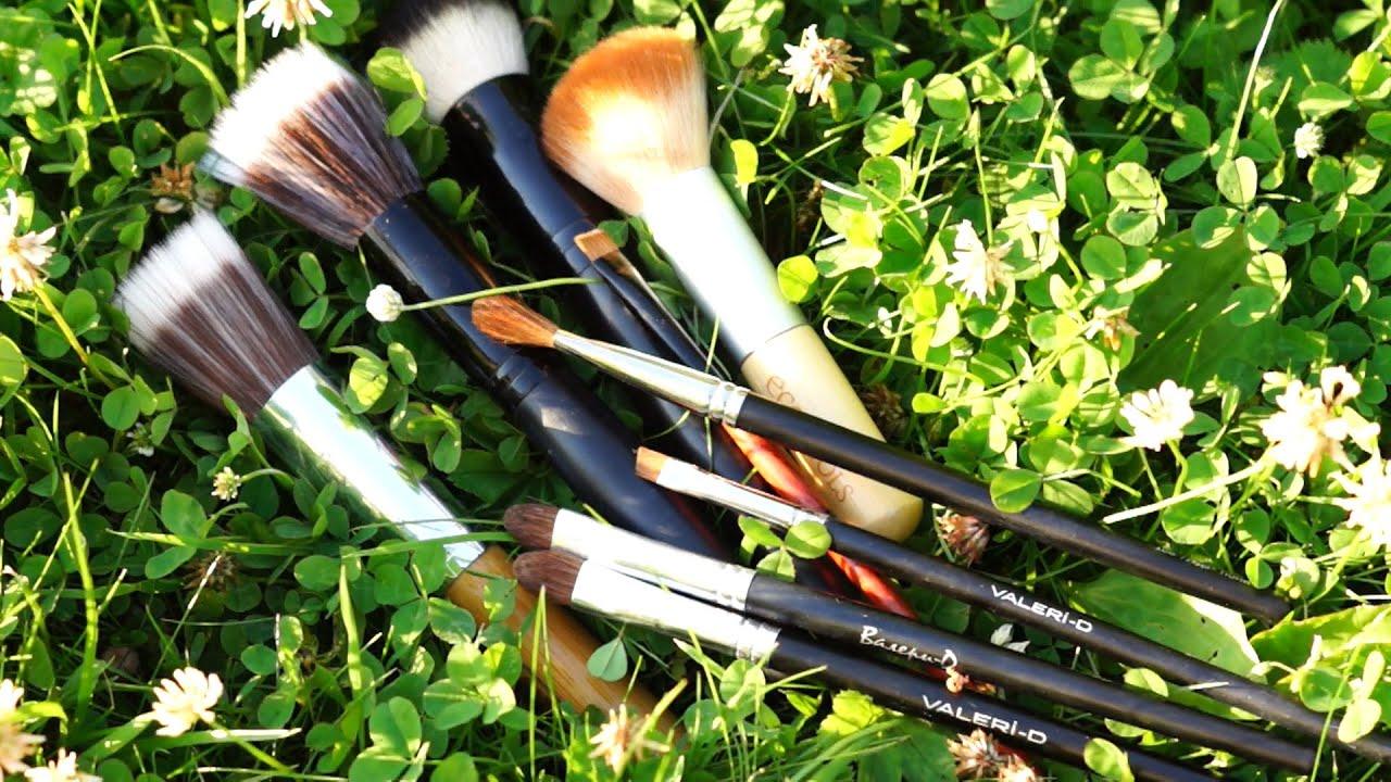 Кисти для макияжа, набор кисточек для макияжа в интернет-магазине oz. By. Купить кисточки для макияжа, аппликаторы для теней в минске, могилеве,