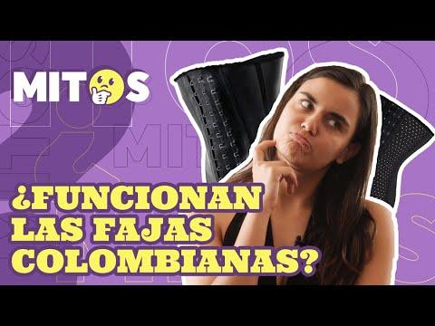 ¿En realidad funcionan las fajas colombianas o reductoras? Que no te engañen