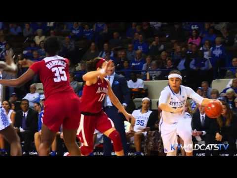 WBB: Kentucky 73 Alabama 48