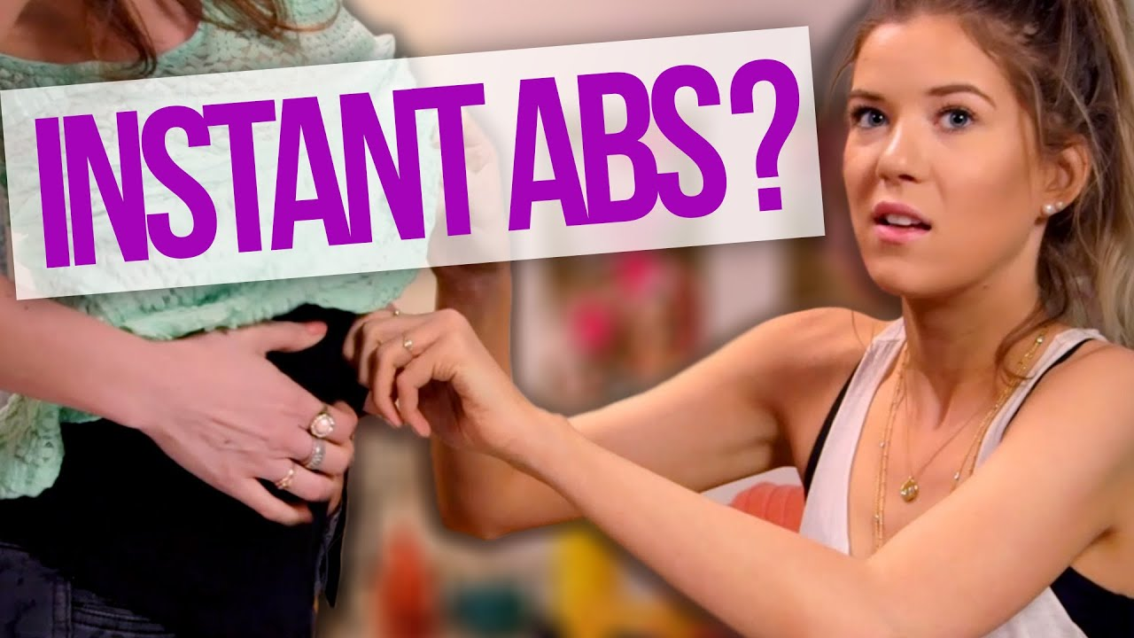 Weird Tools For Instantly Flat Abs
