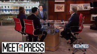 Full Panel: How Much Of The Mueller Report Will Become Public? | Meet The Press | NBC News