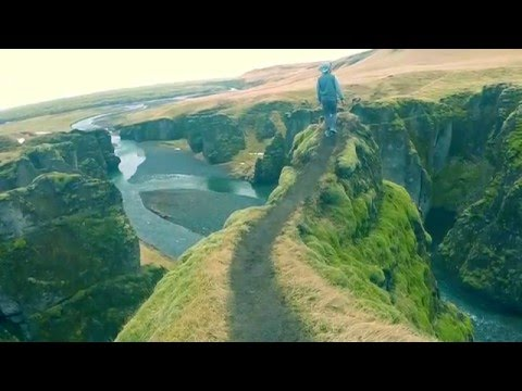 Justin Bieber - I'll Show You (Recreating the music video while in Iceland)