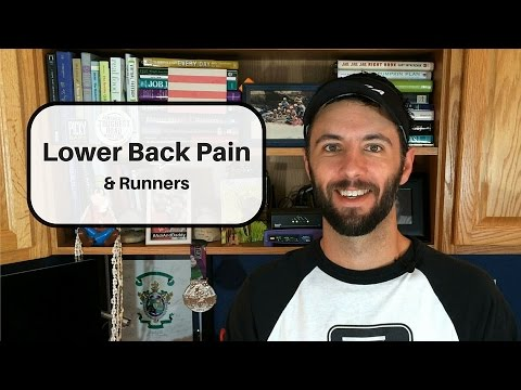Lower Back Pain in Runners - YouTube