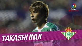 Takashi Inui, el nuevo crack del Real Betis