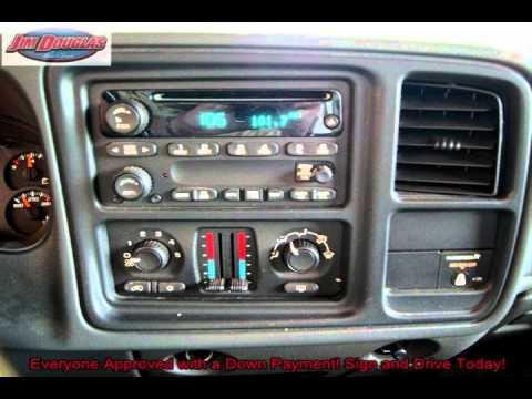 Used Truck Gainesville 2004 GMC Sierra Reg Cab 2500 HD 71K Miles.wmv