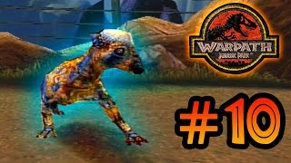 PachyHEADBUTT your Butty!    Warpath Jurassic Park (PS1) Ep 10:  [ Jurassic Park Month ]