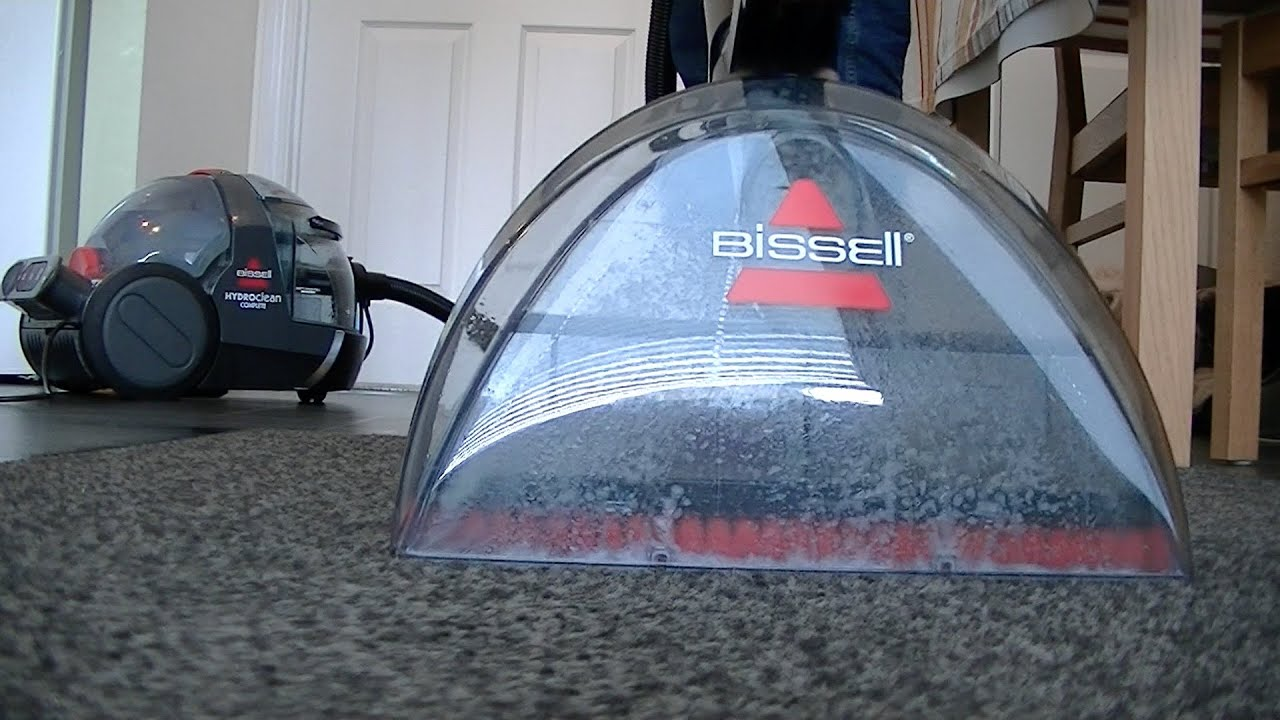 bissell all rounder instructions