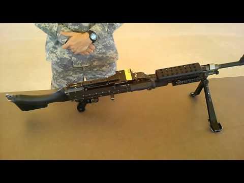 FN M240 Maintain - Combat Speed