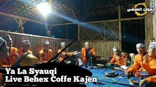 Ya La Syauqi | Live Behex Coffe Kajen Bersama farid