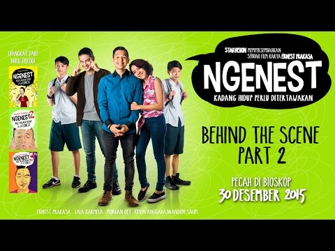 NGENEST Behind The Scene Part 2