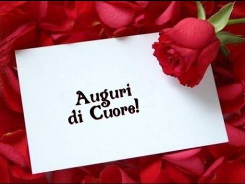Preferenza BUON ANNIVERSARIO DI MATRIMONIO - YouTube XB75