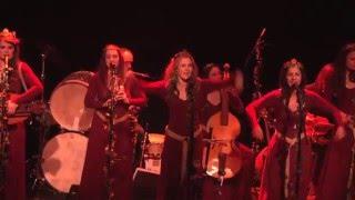 "Mediaeval Baebes - ""Yonder Lea"" - Live in Williamsburg, Brooklyn, NY"