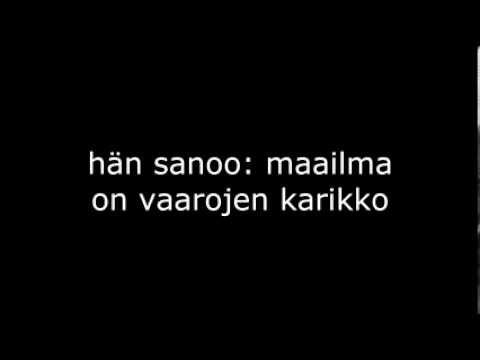 Maija Vilkkumaa - Ei (lyrics)