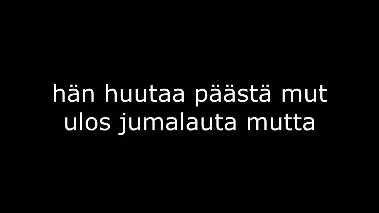 Download Maija Vilkkumaa - Ei (lyrics)